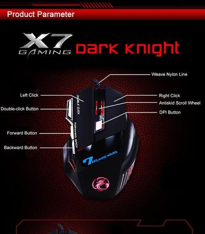 iGear M200 Gaming Mouse