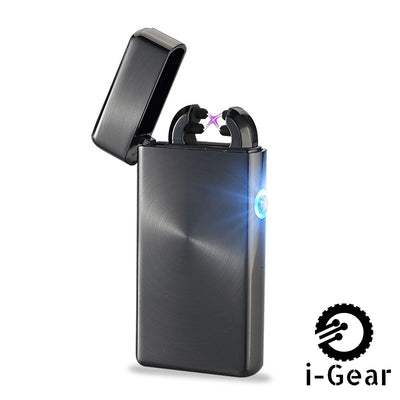 i-Gear Electric Arc Lighter - Black