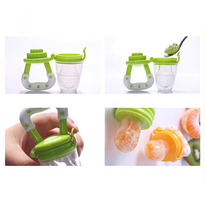 PaciFruit - Fresh Fruit Pacifier