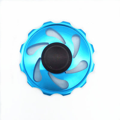 Flywheel Fidget Spinner (Metal)