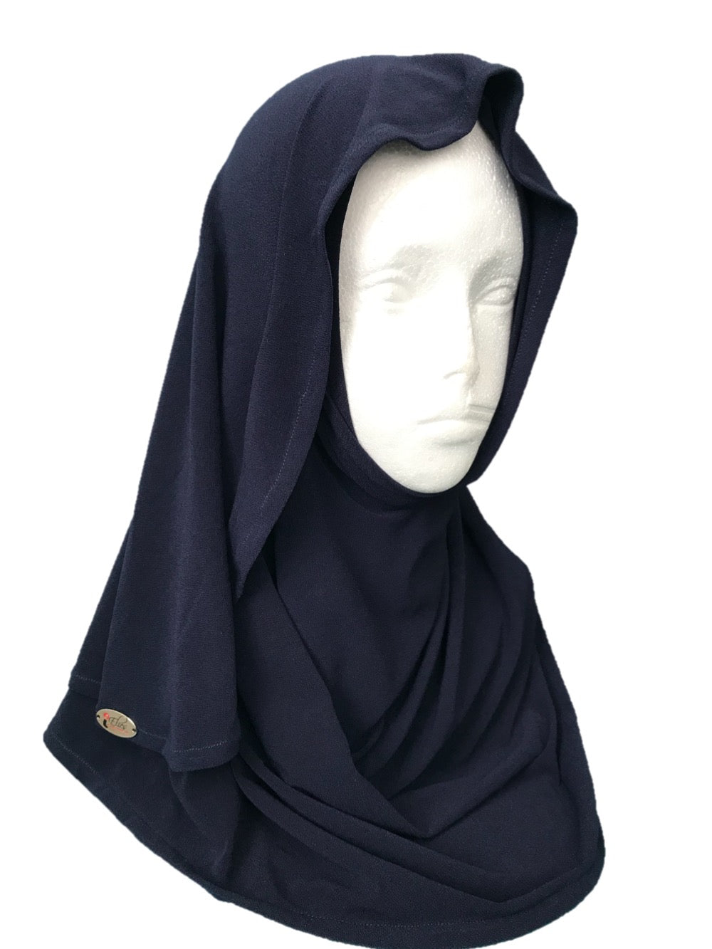 Child's hijab Navy Blue