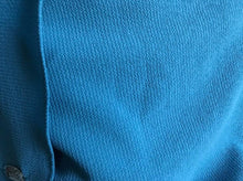 Semi-instant Shadow blue crepe chiffon
