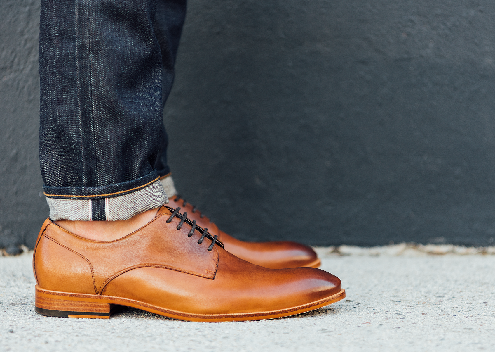 Blake Mckay Plain Toe Derby