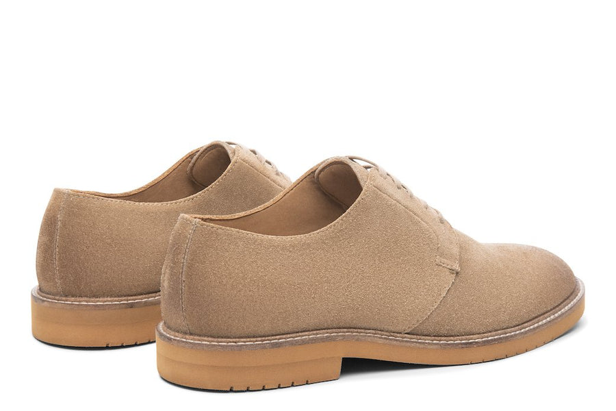 C10 Emory Plain-Toe Derby
