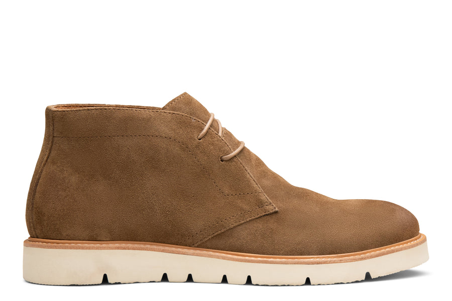 Blake McKay Cody Hybrid Chukka in Whiskey Side View