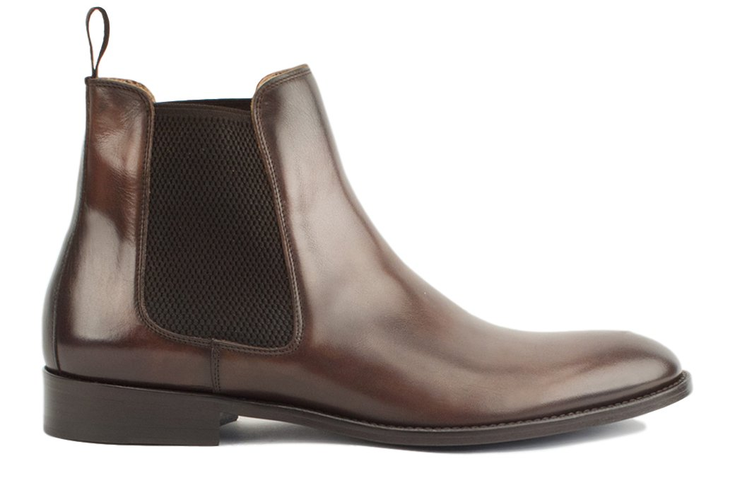 T9i Castello Leather Chelsea Boot