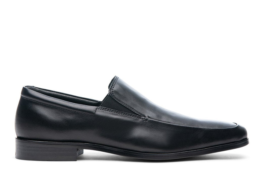 T1 Brennan Leather Venetian Loafer