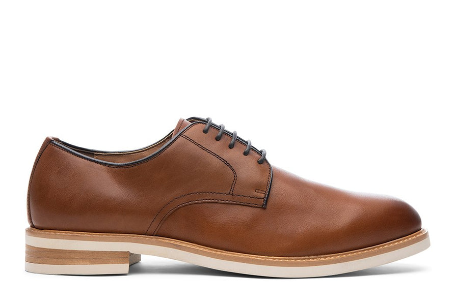 M2 Nelson Plain-Toe Derby