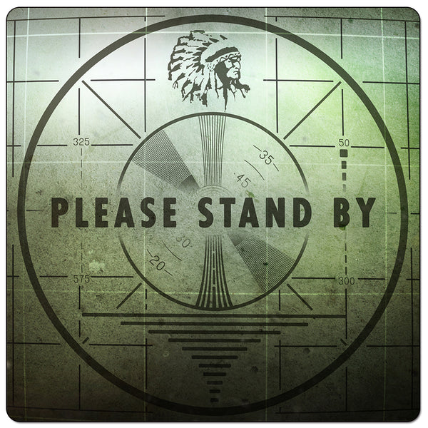"Four-4-Players-playmat-XL-26""x26""-Fallout-the-board-game-boardgame-please-stand-by-Classic"
