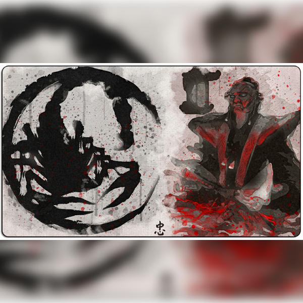 Legend of the Five Rings L5R LCG Playmat : Scorpion clan