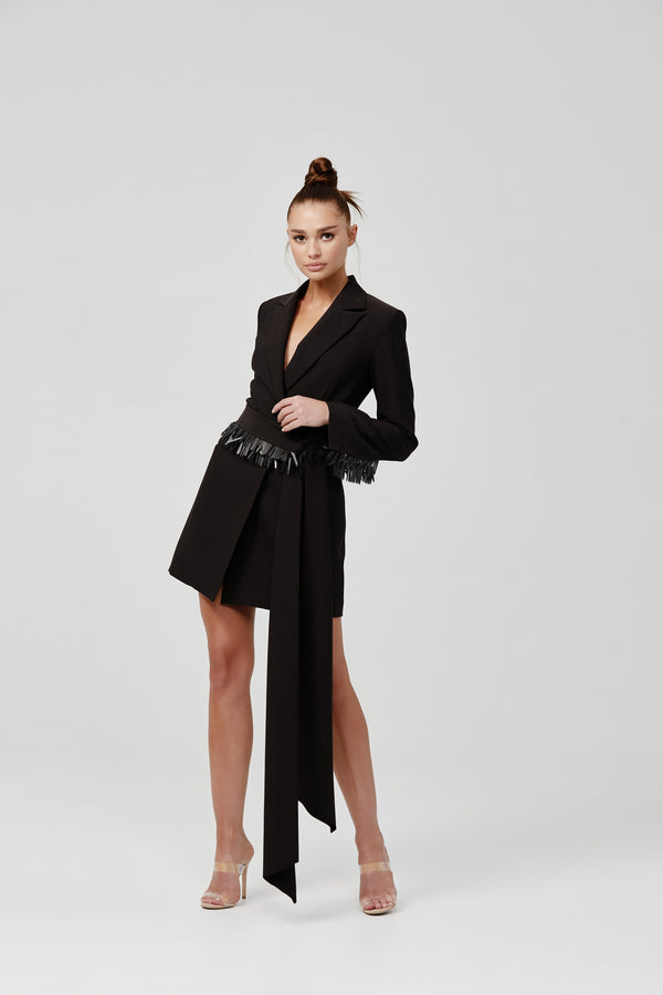 AKILA BLAZER DRESS