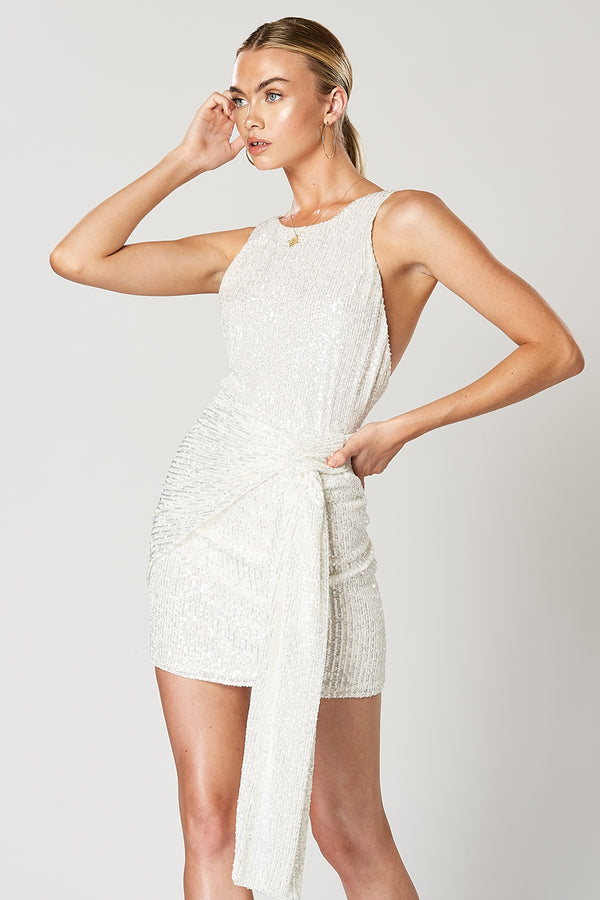 EVOLVE BACKLESS DRESS