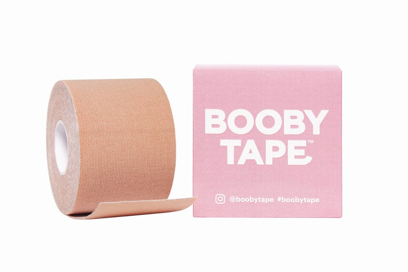 BOOBY TAPE-NUDE-5M ROLL