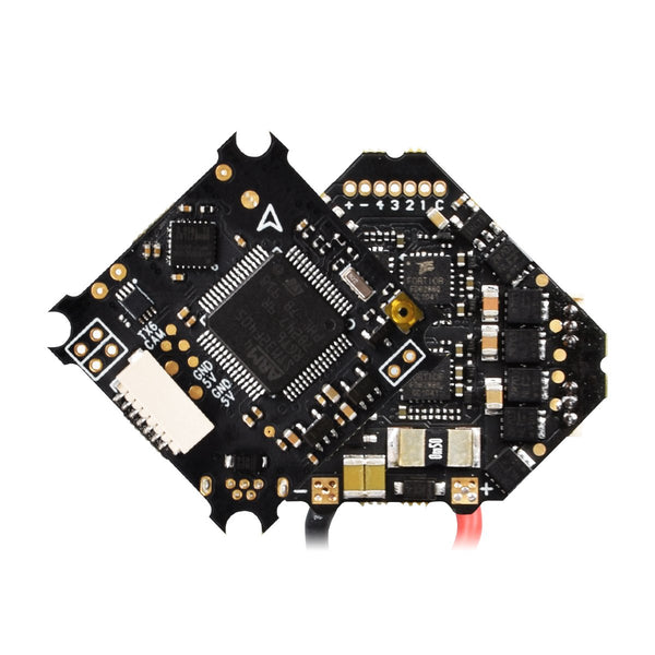 BetaFPV F4 Brushless Flight Controller and ESC V2.0 (BLHeli_32) 16A
