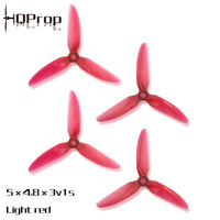 HQProp Durable Prop 5X4.8X3 V1S (2CW+2CCW) - Poly Carbonate