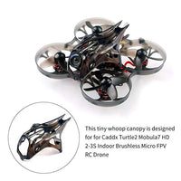Mobula HD Frame Kit (1 canopy + 4pc Props)