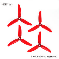 HQProp Durable Prop 5X4.3X3V1S (2CW+2CCW) - Poly Carbonate