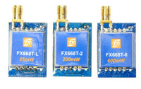 FXT 668T 200/600mW 5.8GHz 40CH VTX Video Transmitter