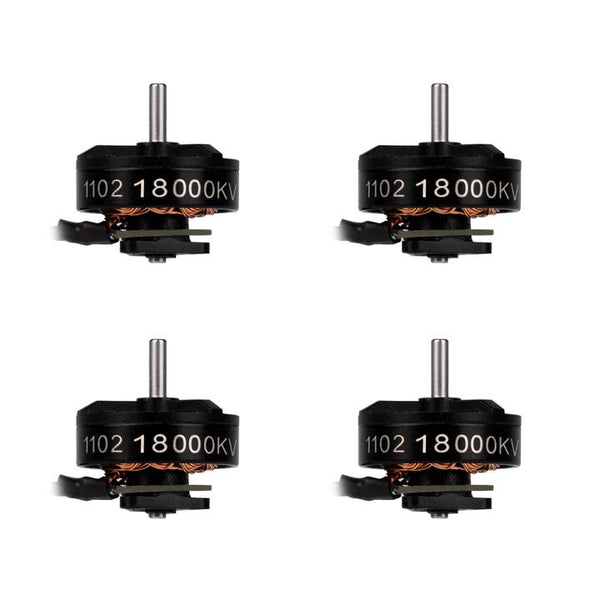 BetaFPV 1102 Brushless Motors - 18000KV