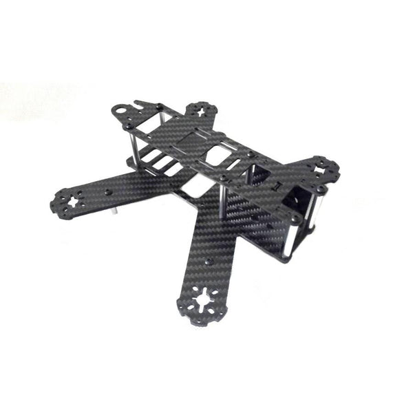 Lisam LS-210 210mm Carbon Fiber Frame Kit Mini Quadcopter
