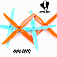 HQProp Ummagawd 4Play Prop Gulf (2CW+2CCW) - Poly Carbonate