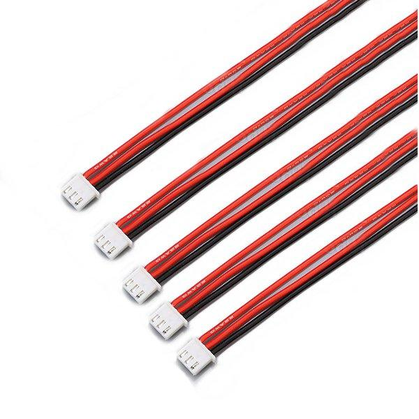 2S Balance Silicone Wire Lipo Battery