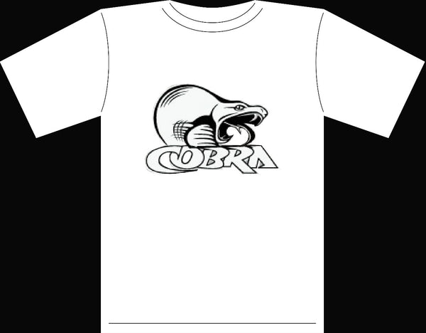 Cobra T-Shirt (White)