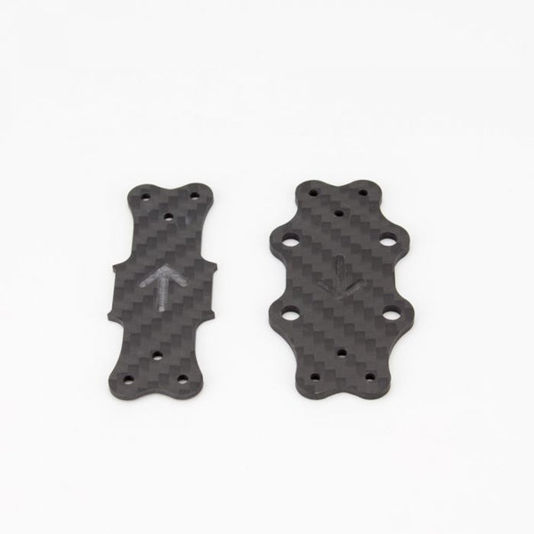 Babyhawk R Carbon Mid Plate & Bottom Plate Pack