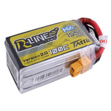 TATTU R-Line 1550mAh 4s 100c Lipo Battery V2 (HV)