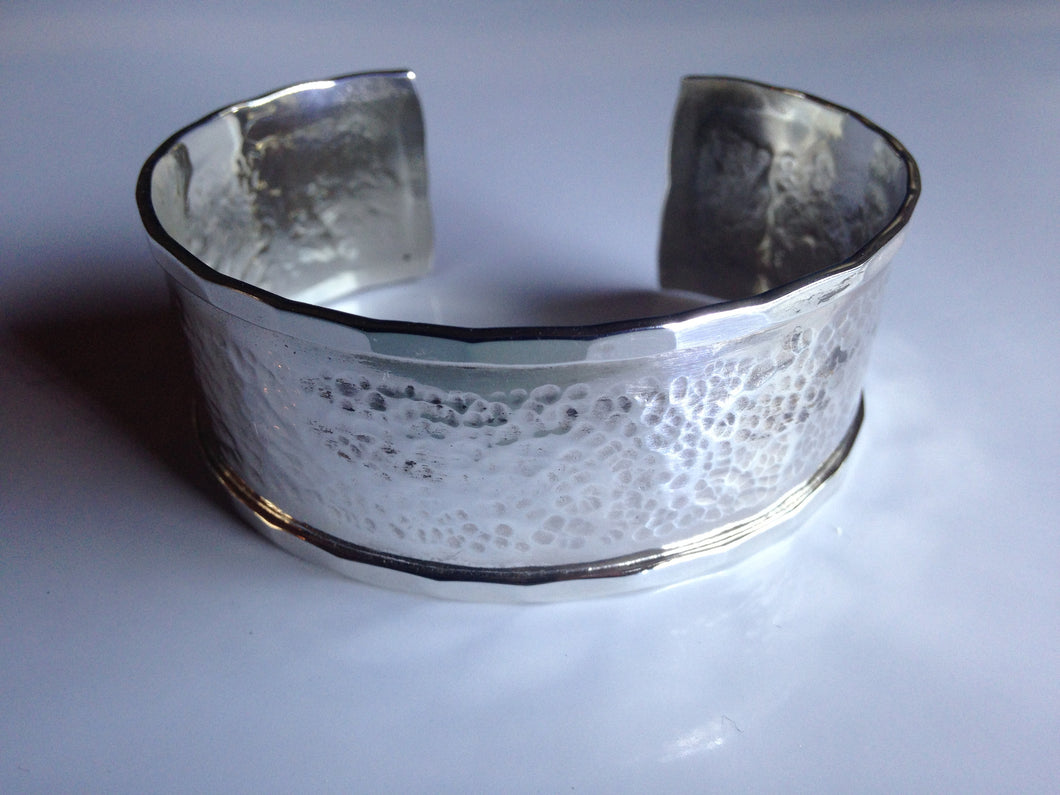 Sterling Silver Bangle - agiftireland