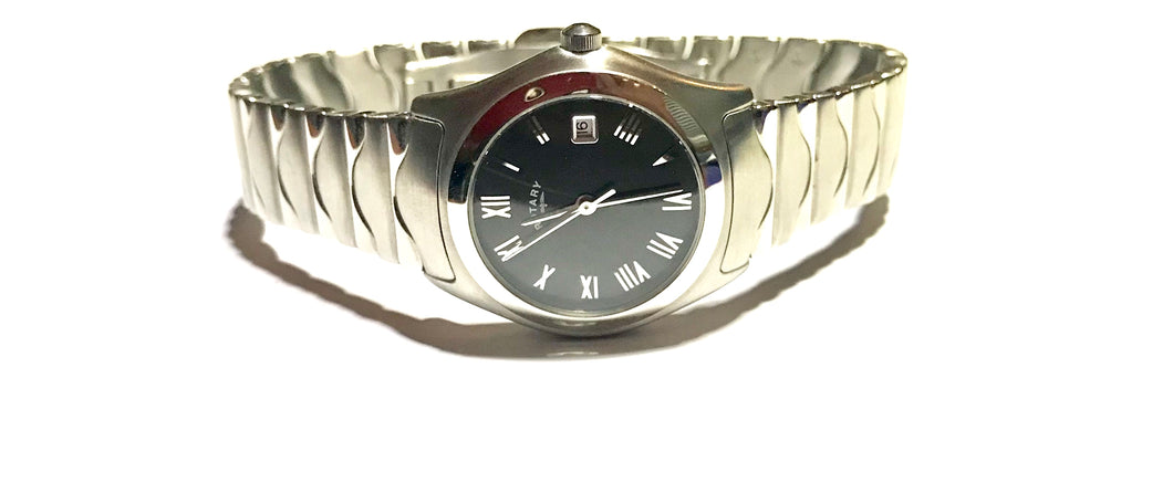 Rotary Ladies stainless steel Quartz bracelet watch - agiftireland