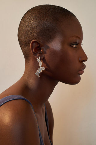 Loveness Lee Thala earring Photography by Andrew Gough