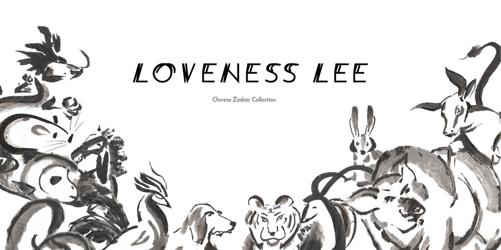 Loveness Lee Chinese Zodiac Lookbook p1