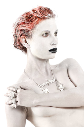 Loveness Lee Necklace rings Photography by Eric Shneider