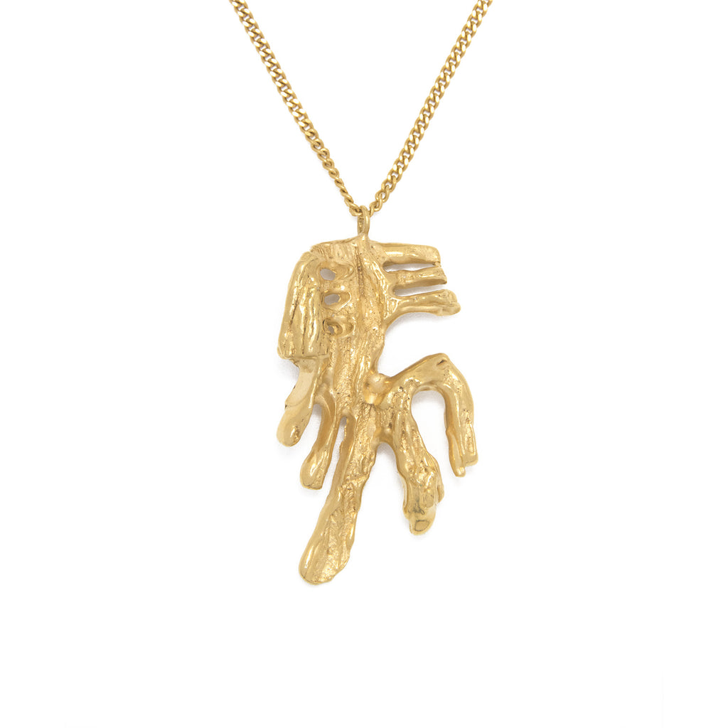 zodiac vermeil sterling ca gold chinese yellow links and amp of en ram london hires pendant charm silver