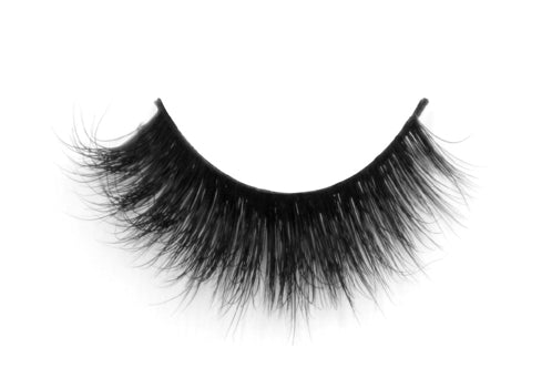 100% Siberian 3DMink Fur Luxurious Thick Long Elegant False Eyelashes Eye Lashes - girlyrose.com