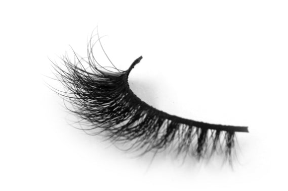 3D 100% Real Mink Fur False Eye Lashes Individual SiberiaN Mink Lashes