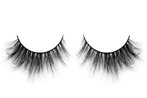 3D Mink Fur Fake Eyelashes Women's Makeup False Lashes Fur Makeup - girlyrose.com