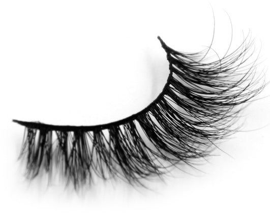 3D Mink High Quality Strip False Lashes - girlyrose.com