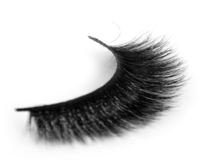 3D Mink Natural Eyelashes Long Strip Party FakeLashes