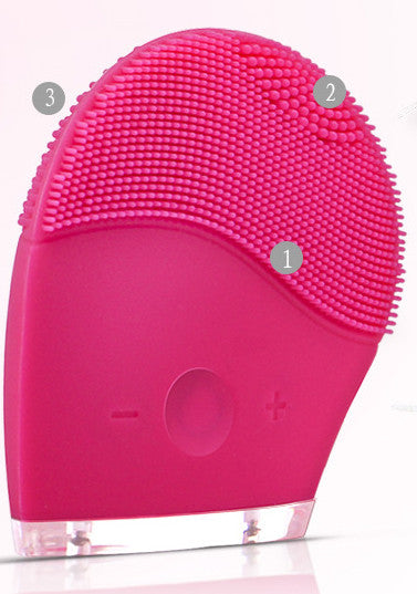 Face Care Facial Cleansing Brush - girlyrose.com
