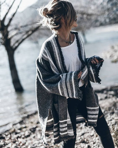 Comfy in Fascination Cardigan - girlyrose.com