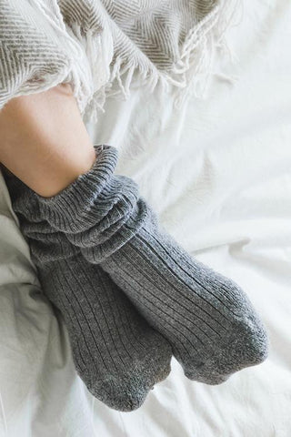 Cozy Thick Socks - girlyrose.com