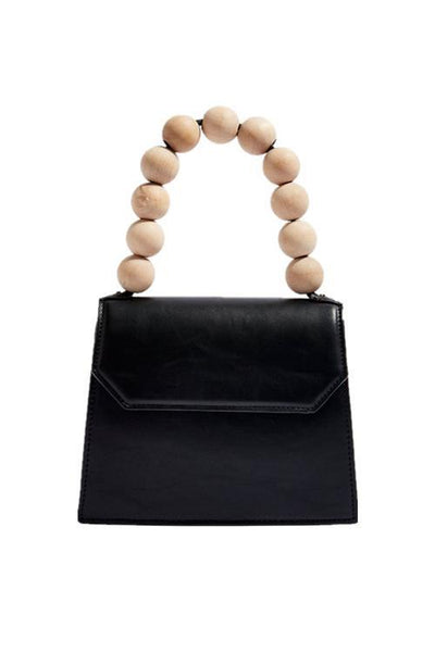 Simple Beads Handbag - girlyrose.com