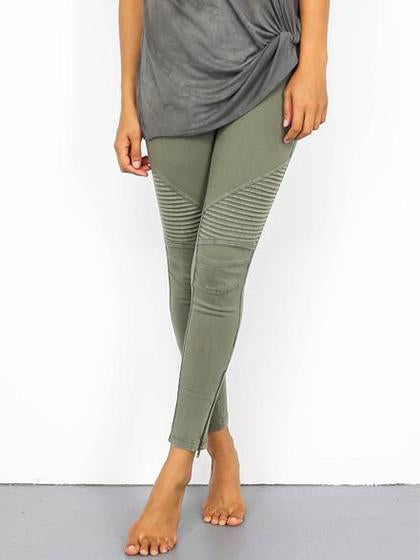 Olive Piper Jegging - girlyrose.com