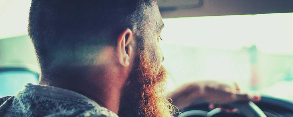 The Best Way To Deal With A Curly Beard