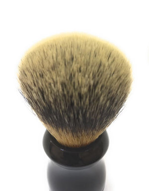 Double Edge Safety Razor & Synthetic Shaving Brush