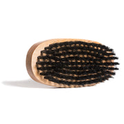 boar bristle beard and moustache brush