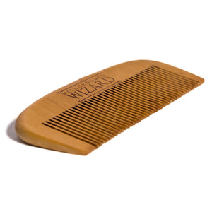 small beard comb