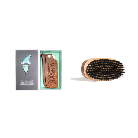 Beard Comb & Brush Bundle